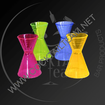 Acrylic Colored Jigger