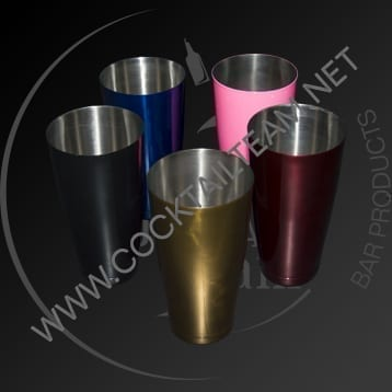 Weighted Colored Shaker 28 Oz