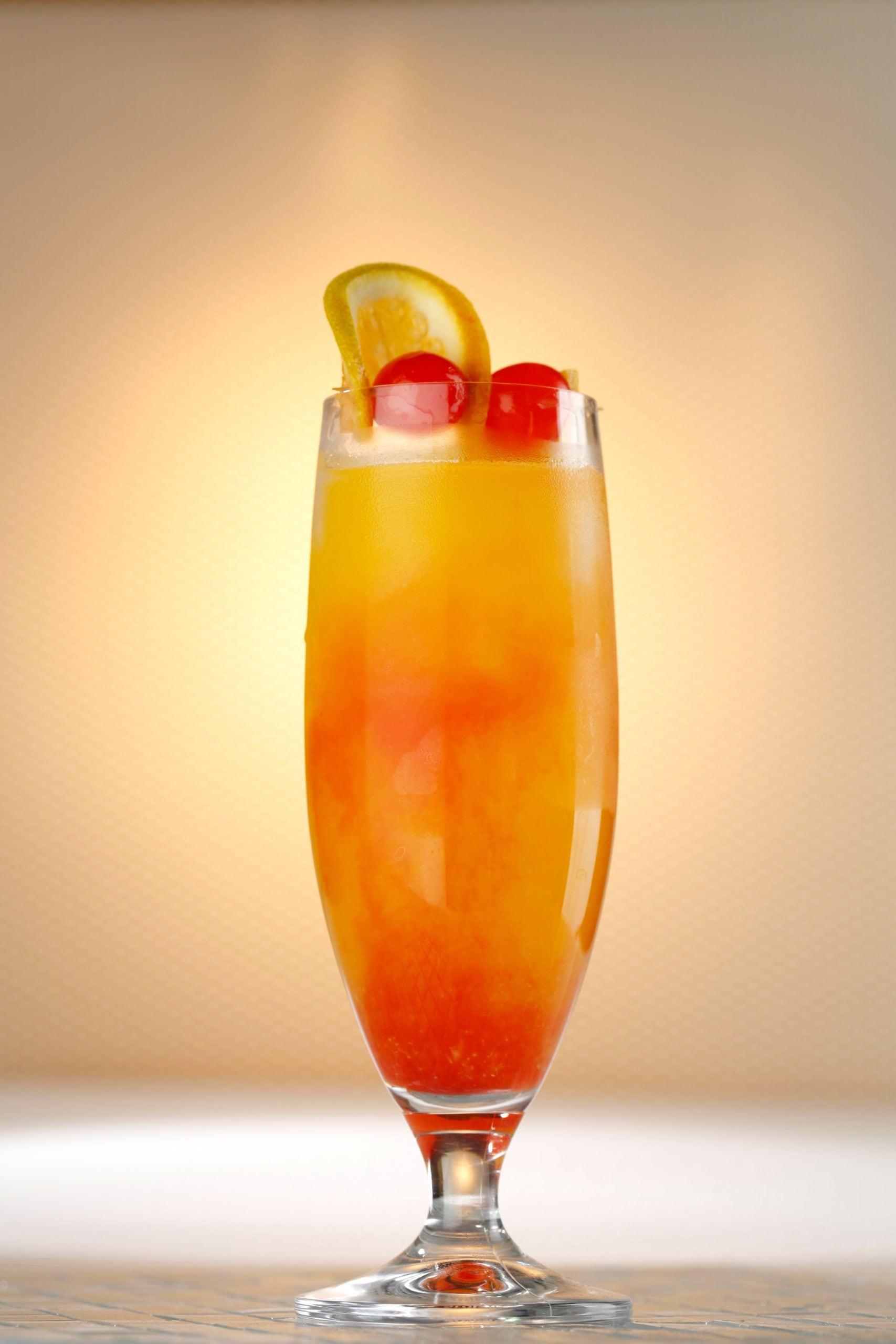Cocktail Albacora