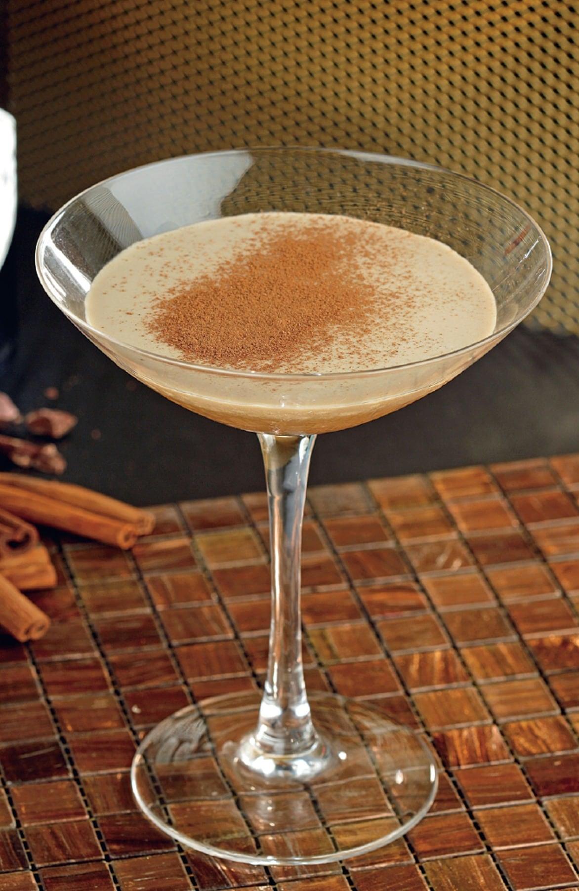 Cocktail Alexander – IBA