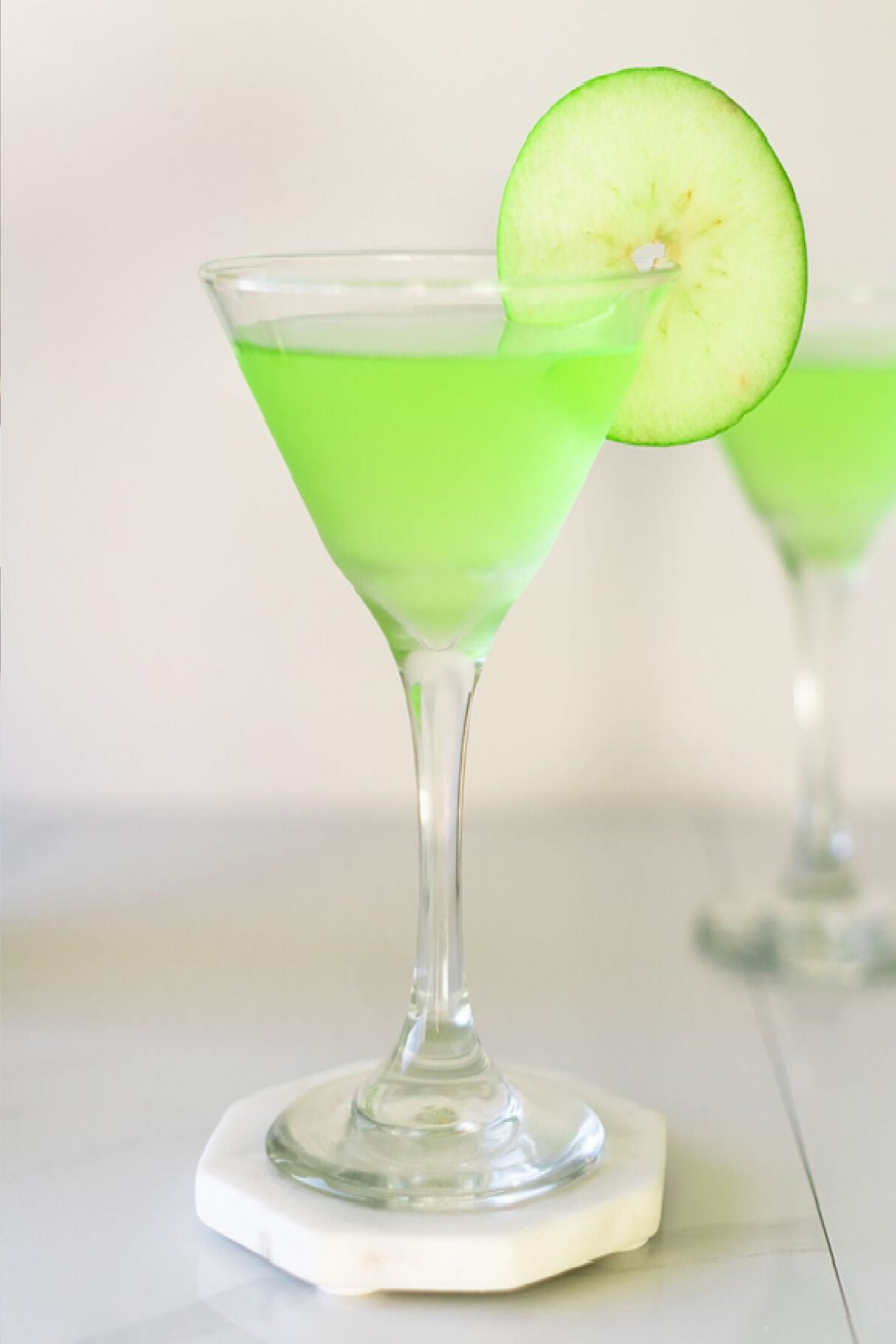 Cocktail Apple Martini