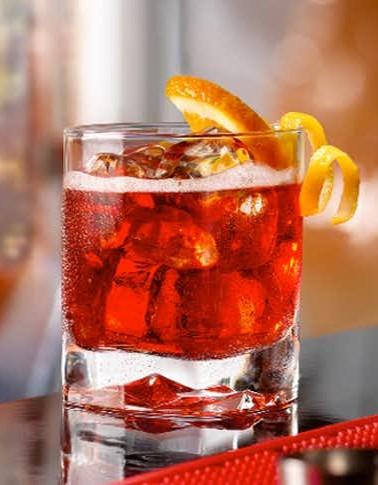 Cocktail Americano – IBA