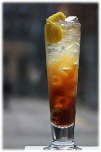 Cocktail Dark n' Stormy IBA