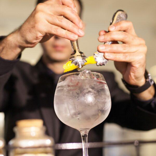 Master Gin