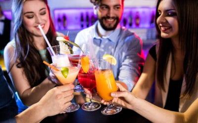 Team Building Cocktails