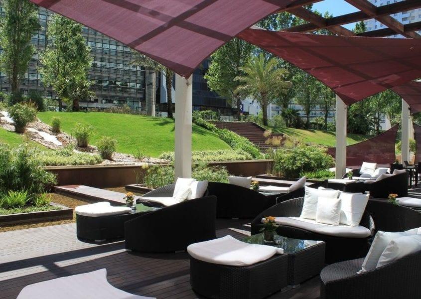 Corinthia Terrace Lounge