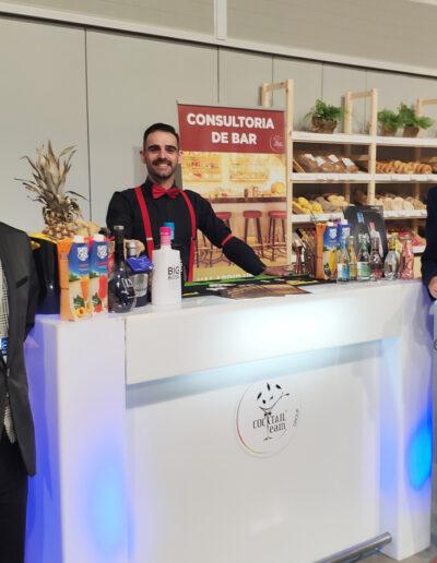 Exposição Feira Bar Cocktails sem Álcool 30º Congresso AHP