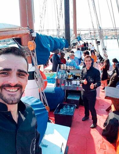Bar Catering em Alto Mar