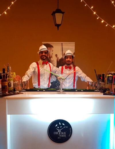 Serviço de Cocktails Casamento Hotel Marriott