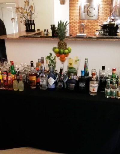 Atividade de Cocktail Corporativa