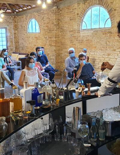 Workshop de Gin Pharma